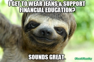 jeansday_sloth